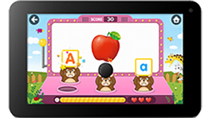 YBM Touch Touch English device